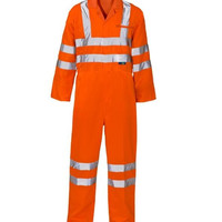 Mechanic Adults Breathable Cotton Coverall With