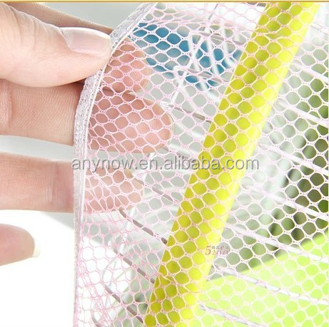 Professional design nylon useful indoor baby protect finger fan guard mesh net