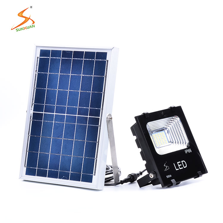 Smart driver dimmable outdoor solar landscape lighting solar spot lights