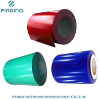 aluminum coil for construction , prepainted aluminum coil, color aluminum coil
