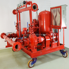 Fire Fighting Equipment Electric Motor Fire Pump