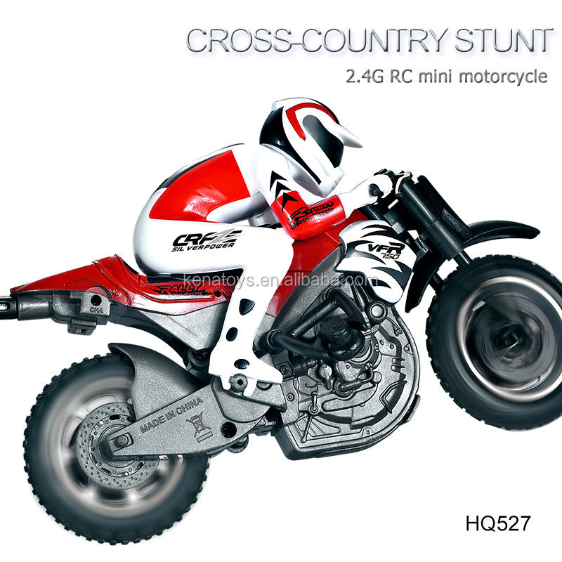 2017 NEW Electric Motorcycle RC Stunt Motorbike High-speed Cross-country Mini Motorcycle