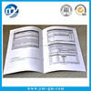 High quality paper product specification manual & operating instructions manual printing