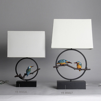 Hotel bedside table lamps restaurant table lamp