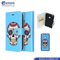 2018 New Products 3D Printer Wallet Phone Case for P8 Lite Fundas para Celulares