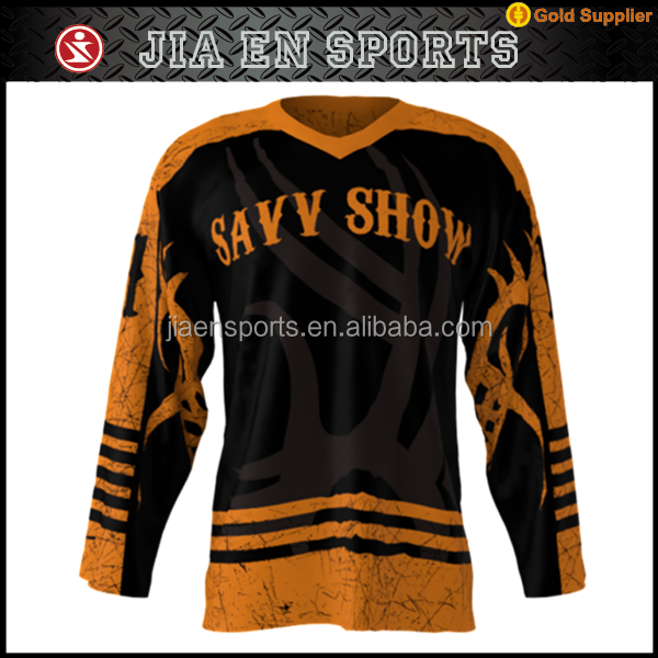 100% polyester china manufacture team mesh sublimated custom youth canada practice hockey jersey