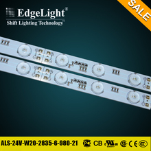 Edgeligt reasonable price alibaba express trade show aluminum backlight led strip lighting