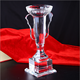High Quality Crystal bowl trophy and award for souvenir and decoration favors