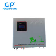 Low frequency 5000w solar power inverter 240vac pure sine wave with mppt