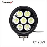 2015 NEW Arrival High Quality 70w led driving worklight for tractor 4x4