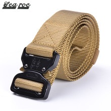 Logo and color customise 4.5cm width military pants waist belt australia tactical