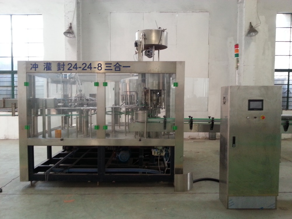 manual automatic liquid injection vial filling machine