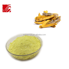 China Manufacturer High Purity Berberine Hydrochlorides 97% powder from Coptis chinensis
