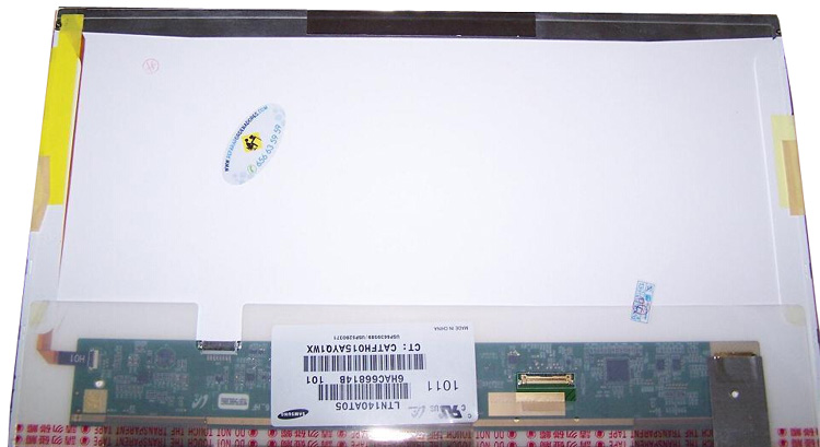 "For HP 8440P 8440W LCD Replacement 14"" 1366X768 LED Backlit Matte LCD Panel LTN140AT05"