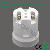 High quality Edison or led bulb ceramic lamp holder socket e27 china factory