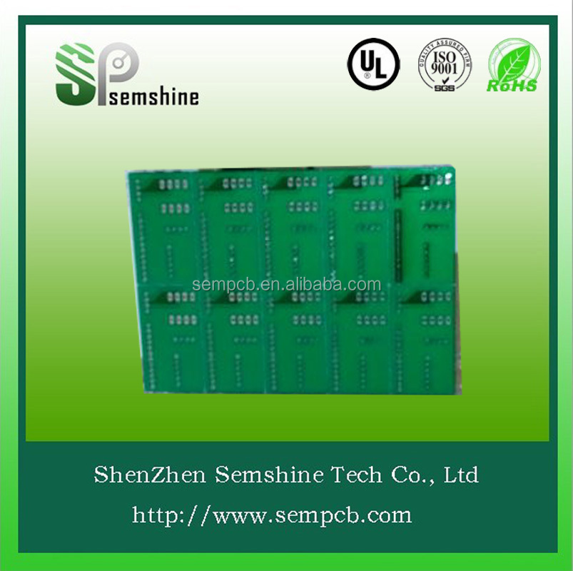 High TG FR4 base multilayer quick-turnaround PCBs
