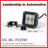 China factory Supply 20w led motor working lights