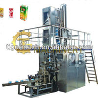 Hot Aseptic Carton Filling And Beverage