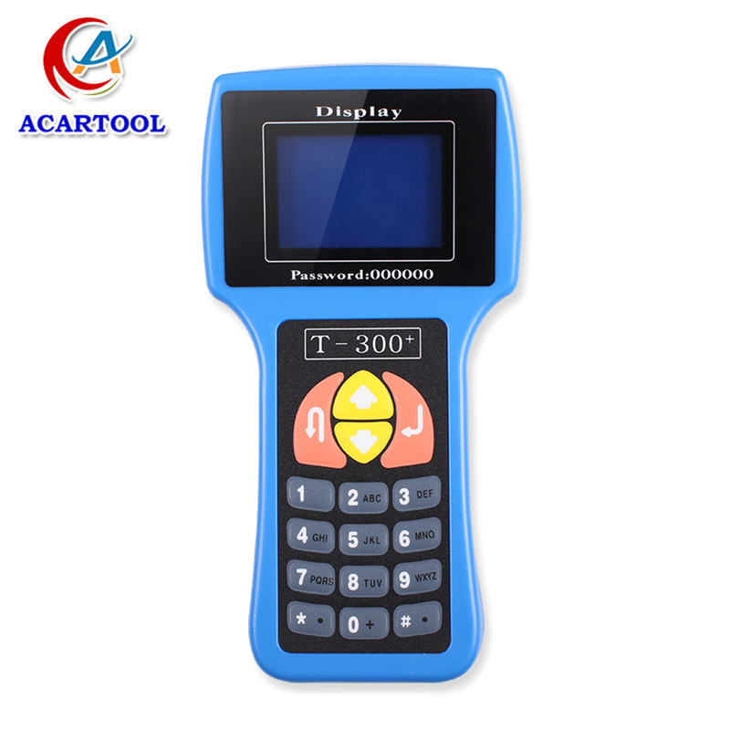 2016 Newest V15.8 T 300 Auto Key Decoder For Multi-Brands Professional Car Key Programmer T300 T-CODE T-300 With English Spanish
