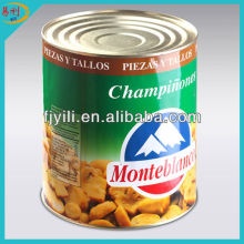 Hot selling canned champignon mushroom