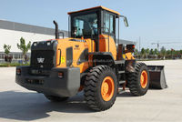fashionable design weifang ensign loader 3 ton articulated mini wheel loader
