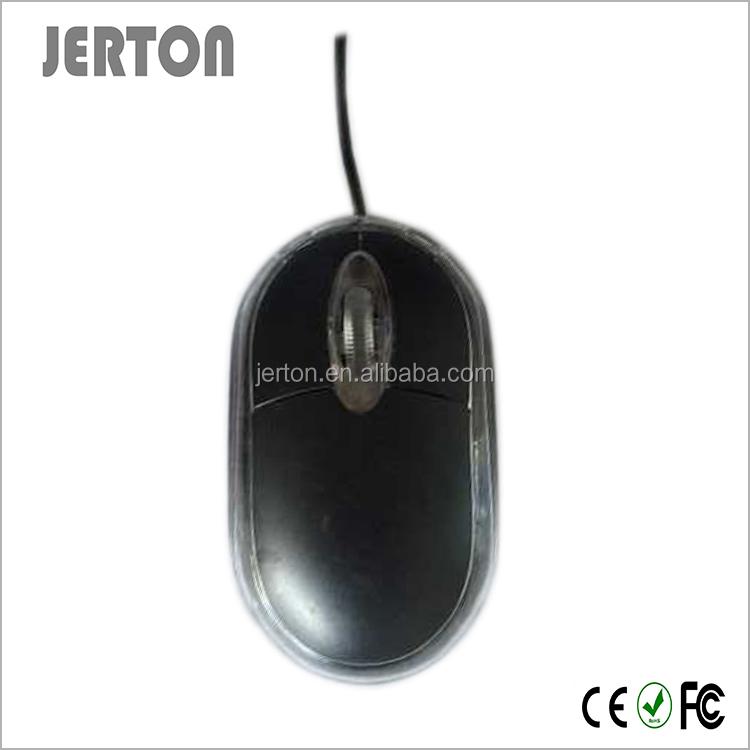 Factory Wholesale Computer Small Wired Mouse With Cheapest Price