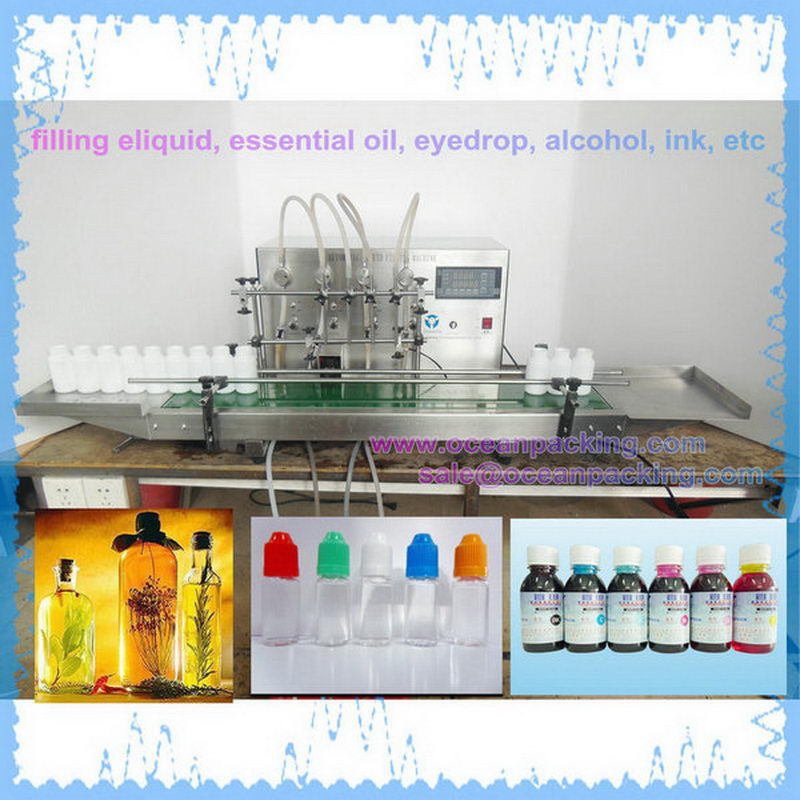 Contemporary hot sale manual bottle filling water machine