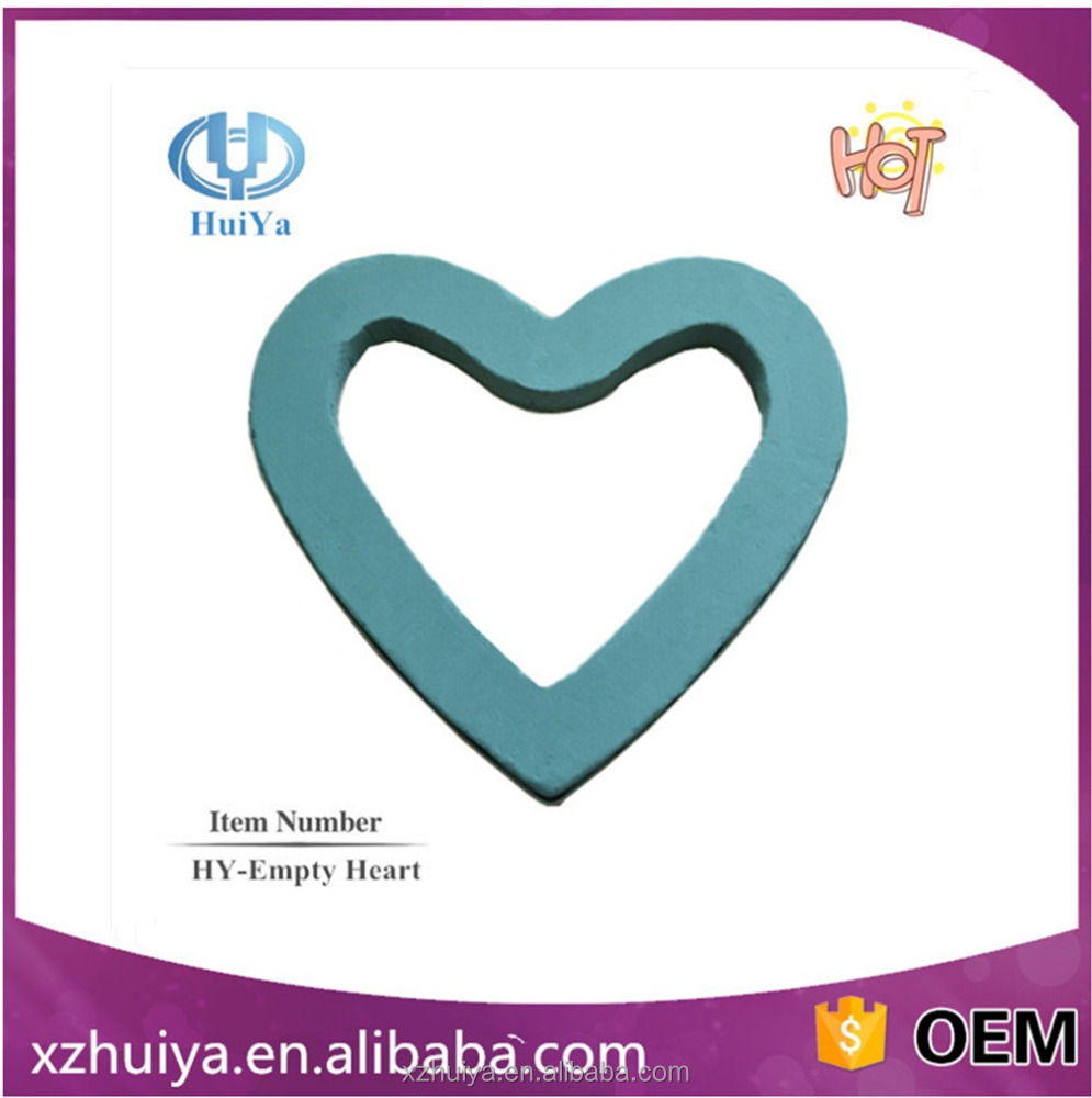 china HuiYa Flowers made clay & floral foam supplier