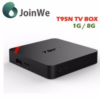 Wholesale Android Smart Tv Set Top Box Amlogic S905 Android 5.1 T95n Mini Mx+ 2gb Ddr3/ram 8gb Rom Smart Mini Pc Android Tv Box