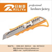 2015 New design safety cutter knife blade