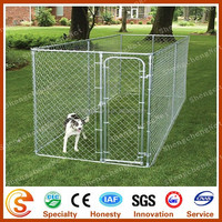 Metal fencing Portable chain link fence Pet fence