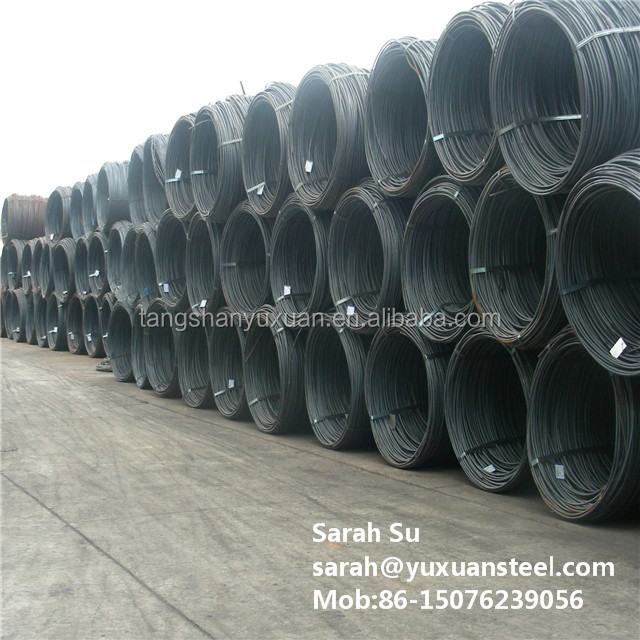 china mill q195 ms steel wire rod for construction