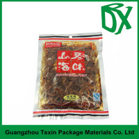Custom printed water proof seal cellophane bags made in China