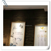 plastic stone wall decorative