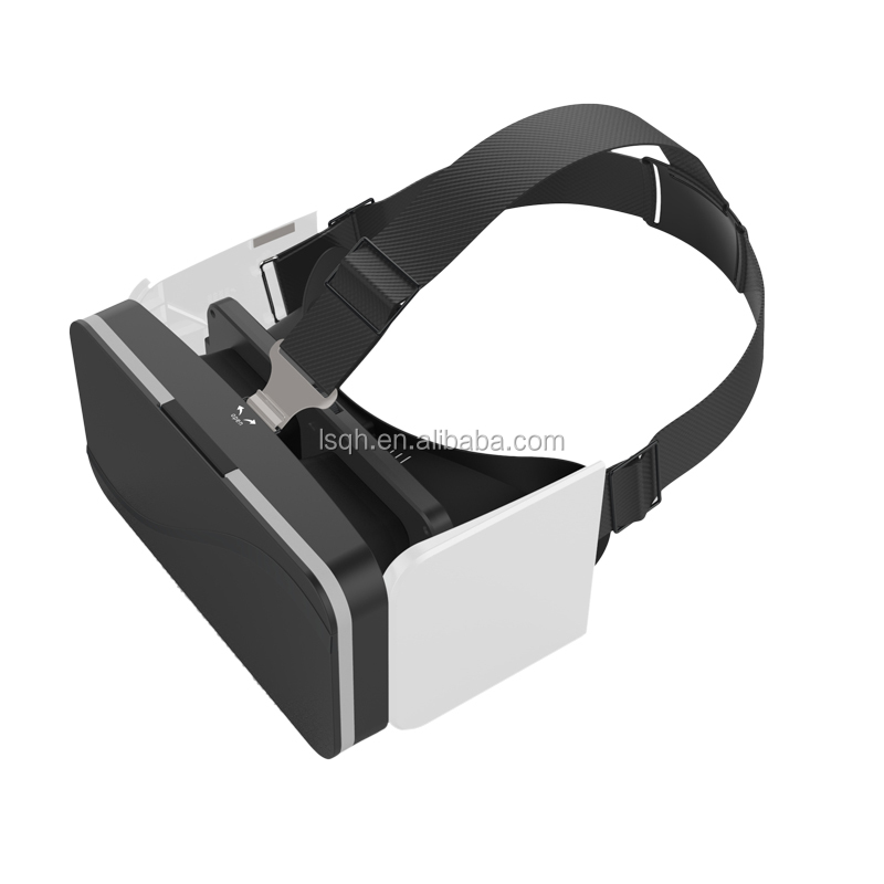 Google cardboard VR BOX 2.0 Version VR Virtual Reality 3D
