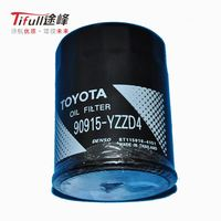 Wholesale Genuine toyota vigo Oil filters for 90915-YZZD4