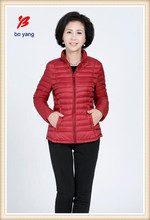90 ultralight duck down apparel for woman