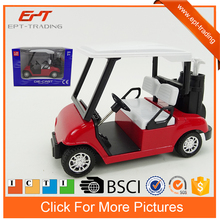 Wholesale many styles pull back toy diecast forklift toy car