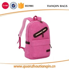 cute canvas korean backpack for teens