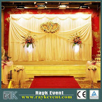 RK HOT Wholesale pipe and drape kits, trade show booth design