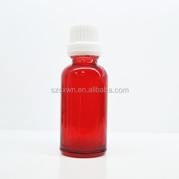 New style spraying frosted 20ml glass bottle with dropper