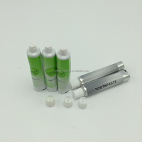abl small empty toothpaste tubes packaging