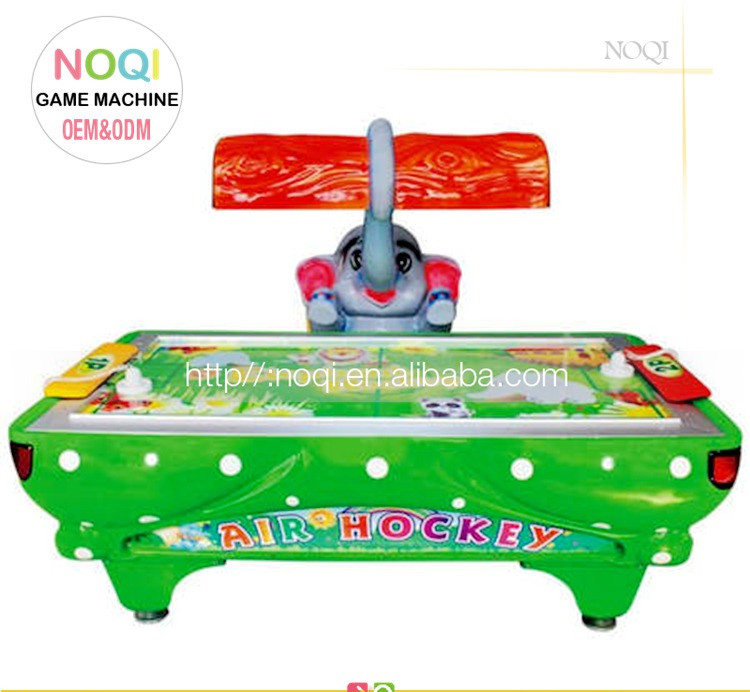 2 Players hockey game center,air hockey play on any smooth surface,hockey for entertainment