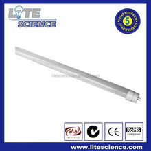 Low FOB and MOQ 5 years warranty 2835 SMD chips 14w T5 T8 LED Tube Light