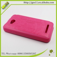 alibaba express custom leather phone case wholesale for Tecno Y3
