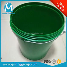 Wholesale hot-sale plastic bucket for food