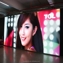 Top quality factory price p4 led advertising screen indoor