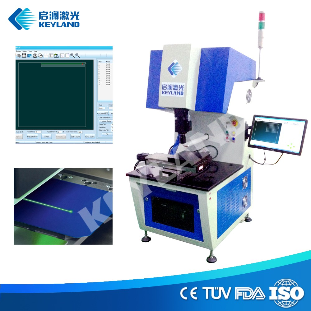 Silicon Wafer Solar Cell PV Cell Cutter