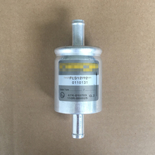 Spray Rail Filter 12Mm Inlet Pipe Cng Lpg Gas Filter 67R-010703 110R000025 Aluminum Micro Fuel Filter FLS12/12 0110131