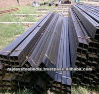 ERW carbon rectangular steel tube
